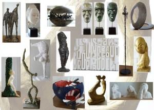 sculptures 2010 2011