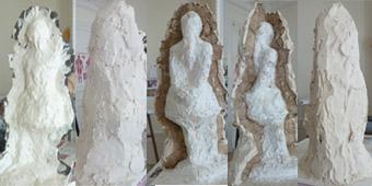 initiation la sculpture 6 jours cours sculpture paris. Black Bedroom Furniture Sets. Home Design Ideas